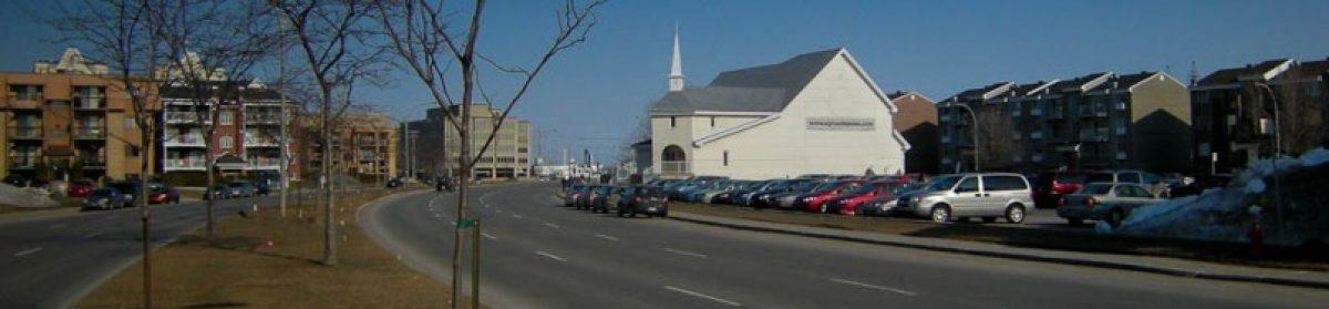 Église de l'Ile Jésus